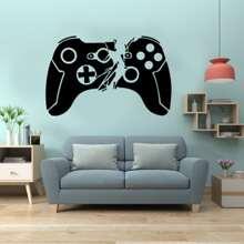 Gamepad Wall Sticker