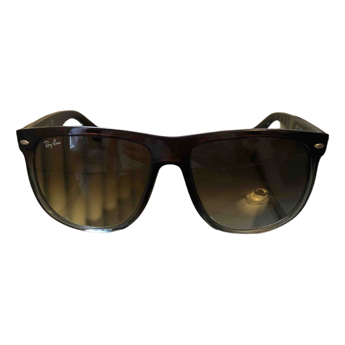 Ray-ban \N Brown Sunglasses for Men \N