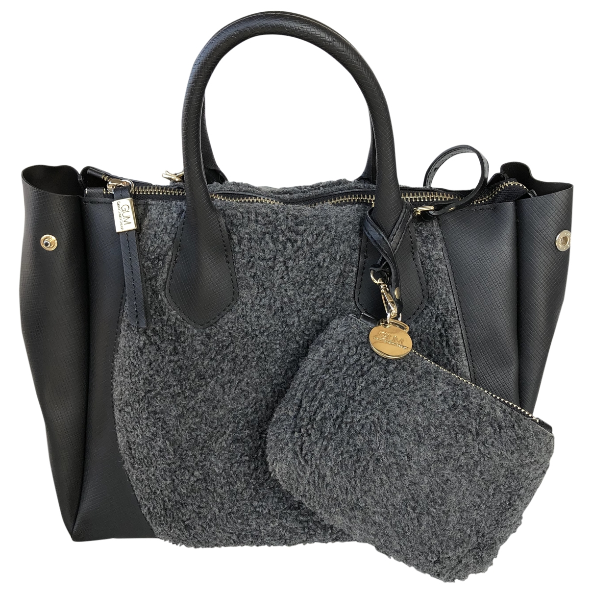 Gianni Chiarini \N Black handbag for Women \N