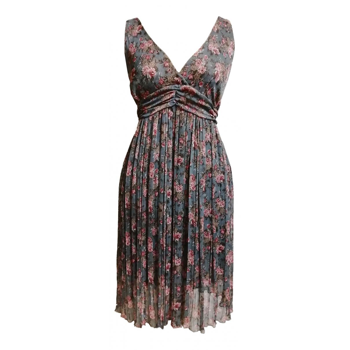 Non Signé / Unsigned \N Multicolour dress for Women XL International