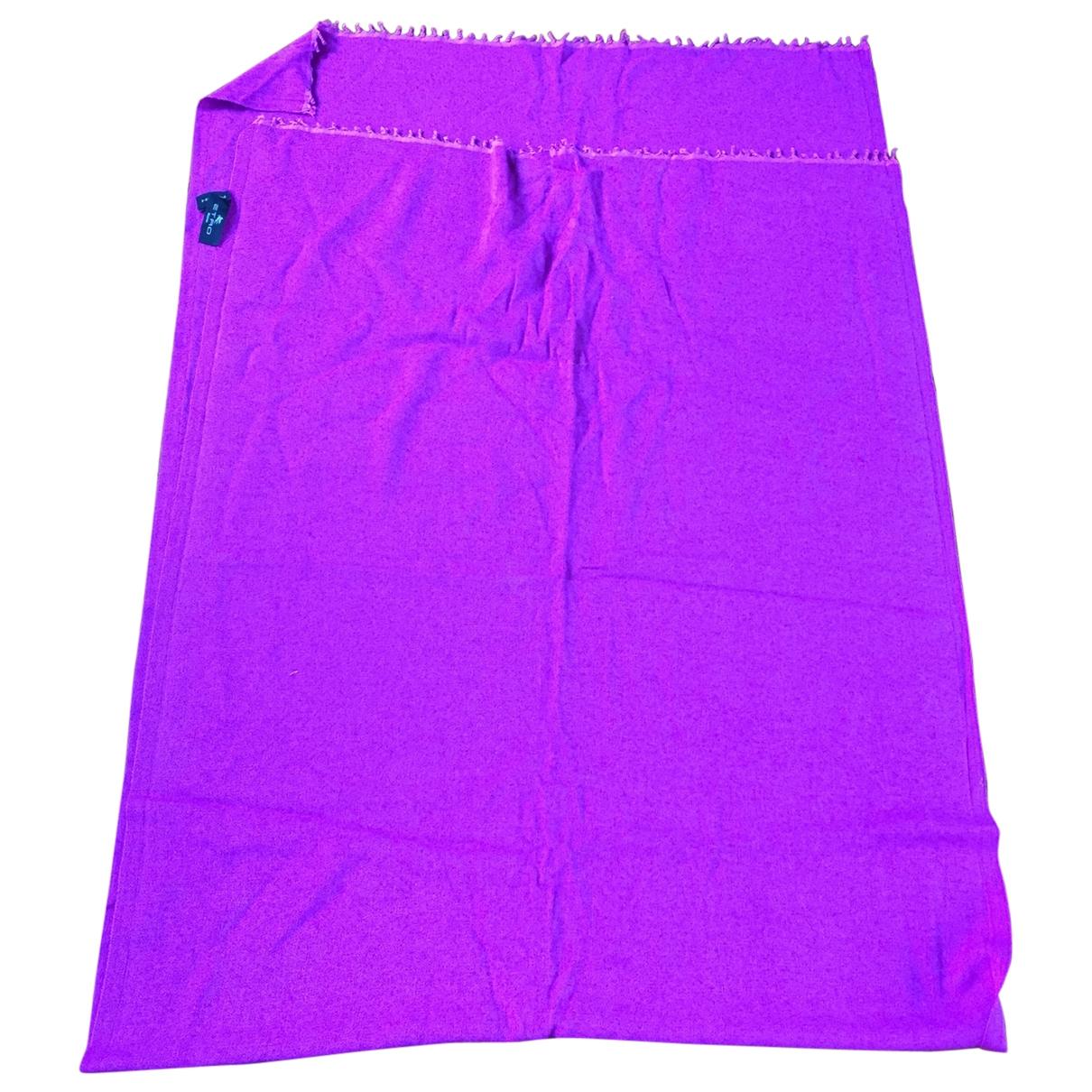 Etro - Foulard   pour femme en cachemire - rose