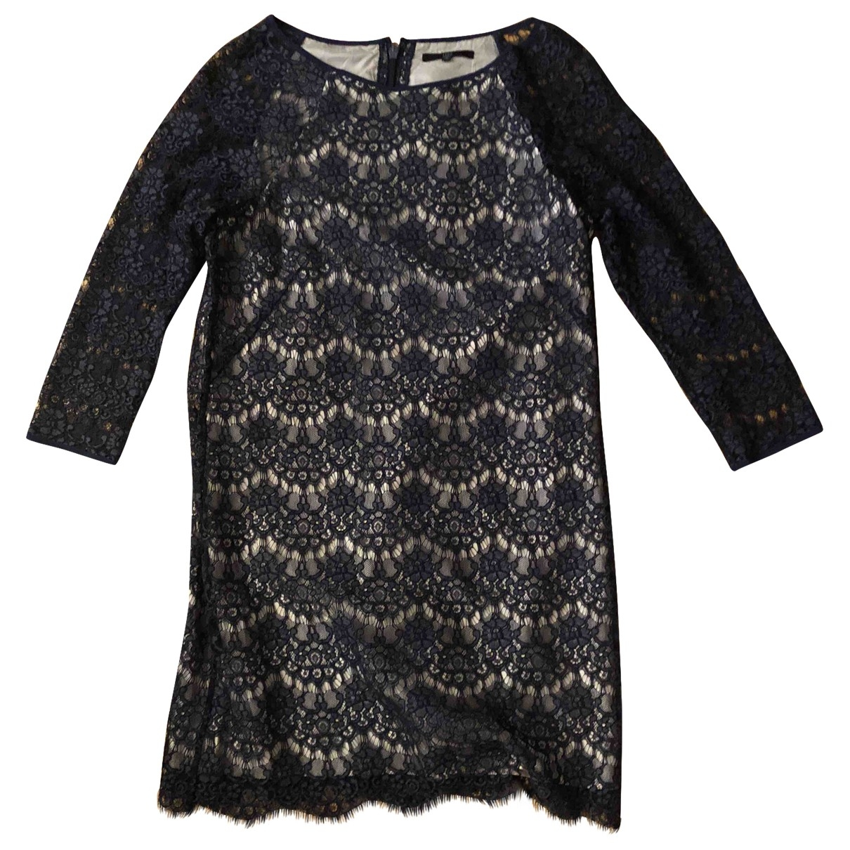 Tibi \N Blue Lace dress for Women 10 US