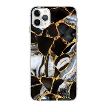 iPhone Huelle mit Marmor Muster