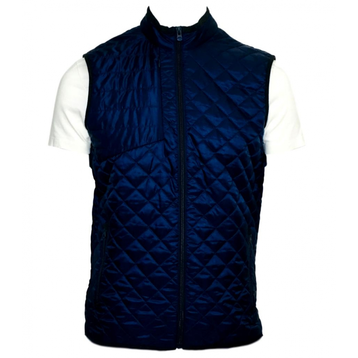 Non Signé / Unsigned \N Navy jacket  for Men S International