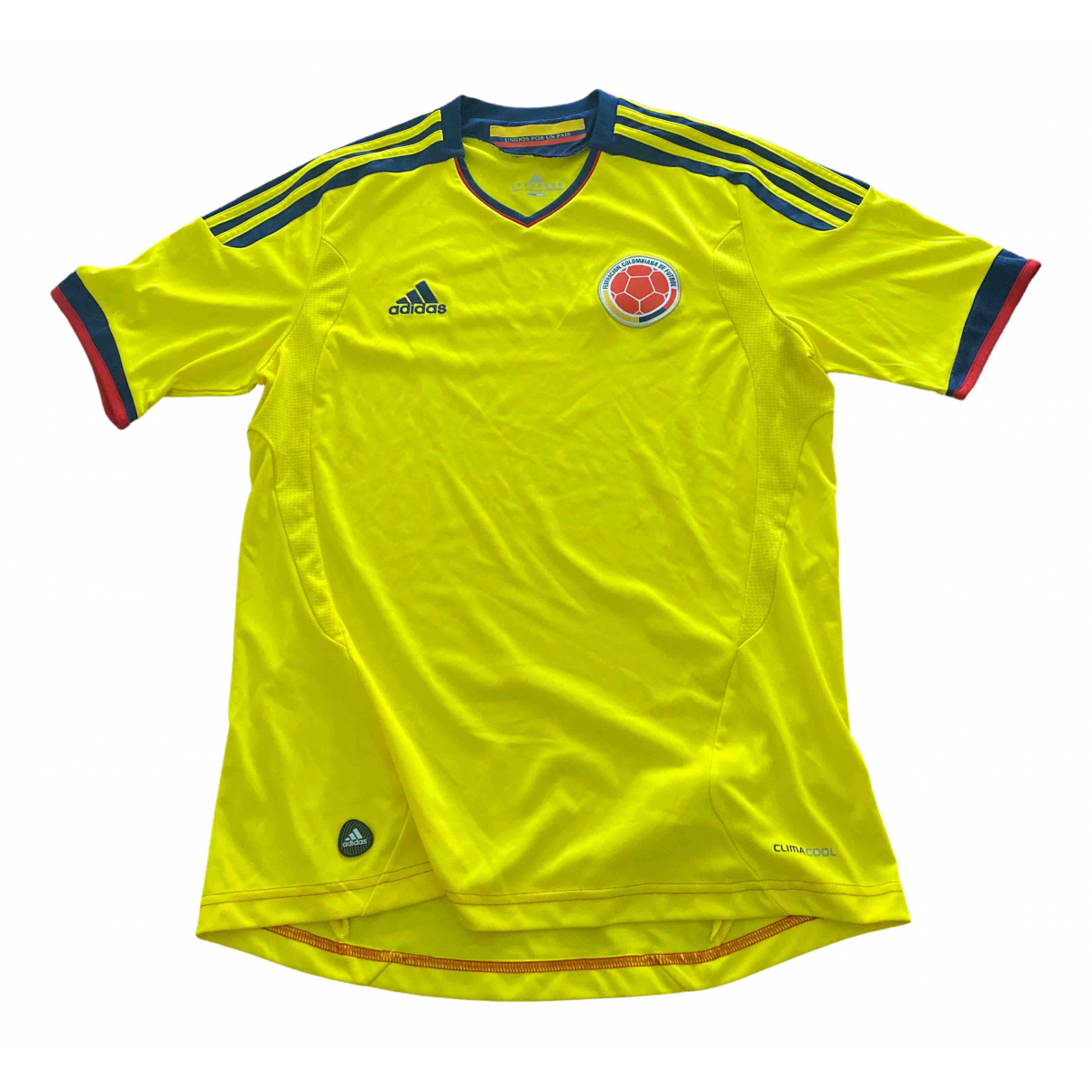 Adidas N Yellow Polo shirts for Men 50 IT