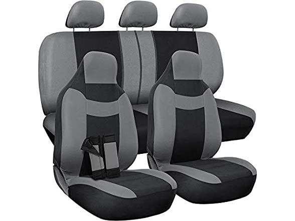 Oxgord Car Seat Cover Set