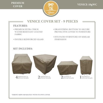 VENICE-10gWC Protective Cover Set  for VENICE-10g in