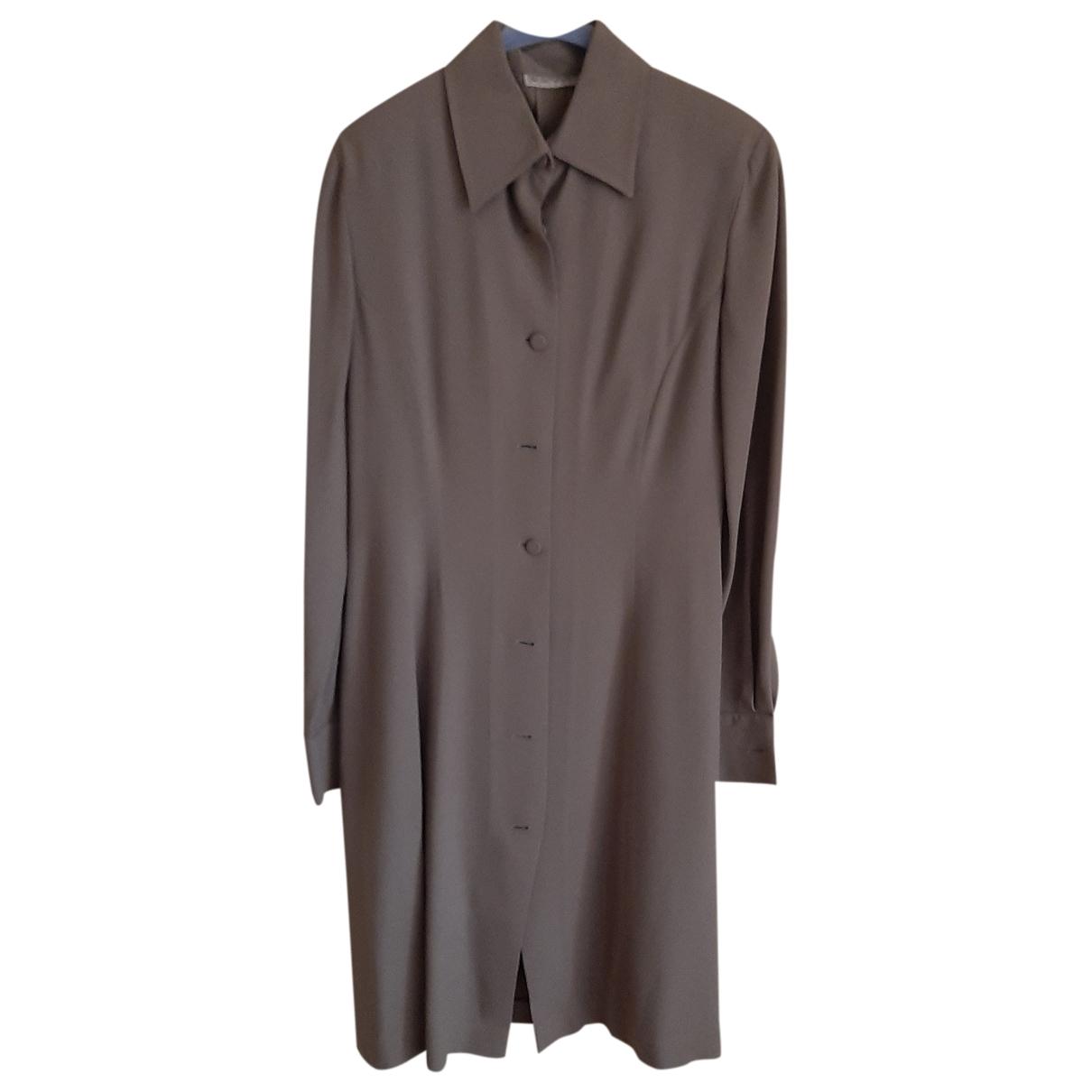 Emporio Armani - Veste   pour femme - gris