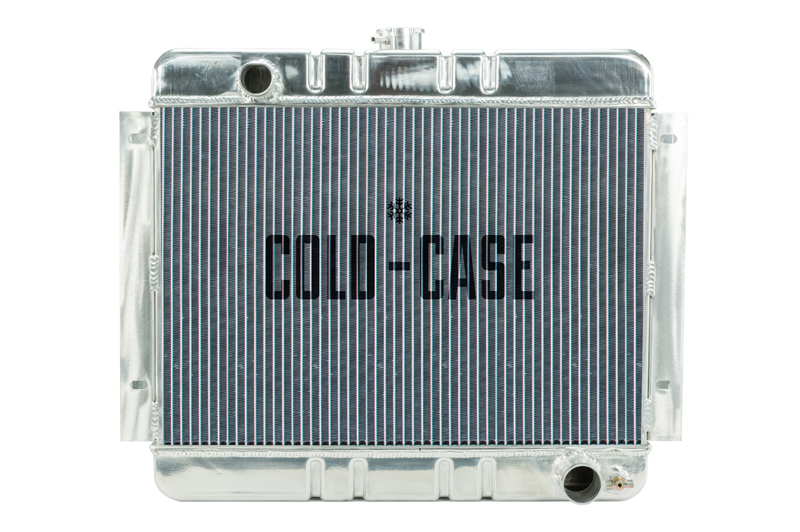 62-67 Chevy Nova Aluminum Radiator AT Cold Case Radiators CHN540A