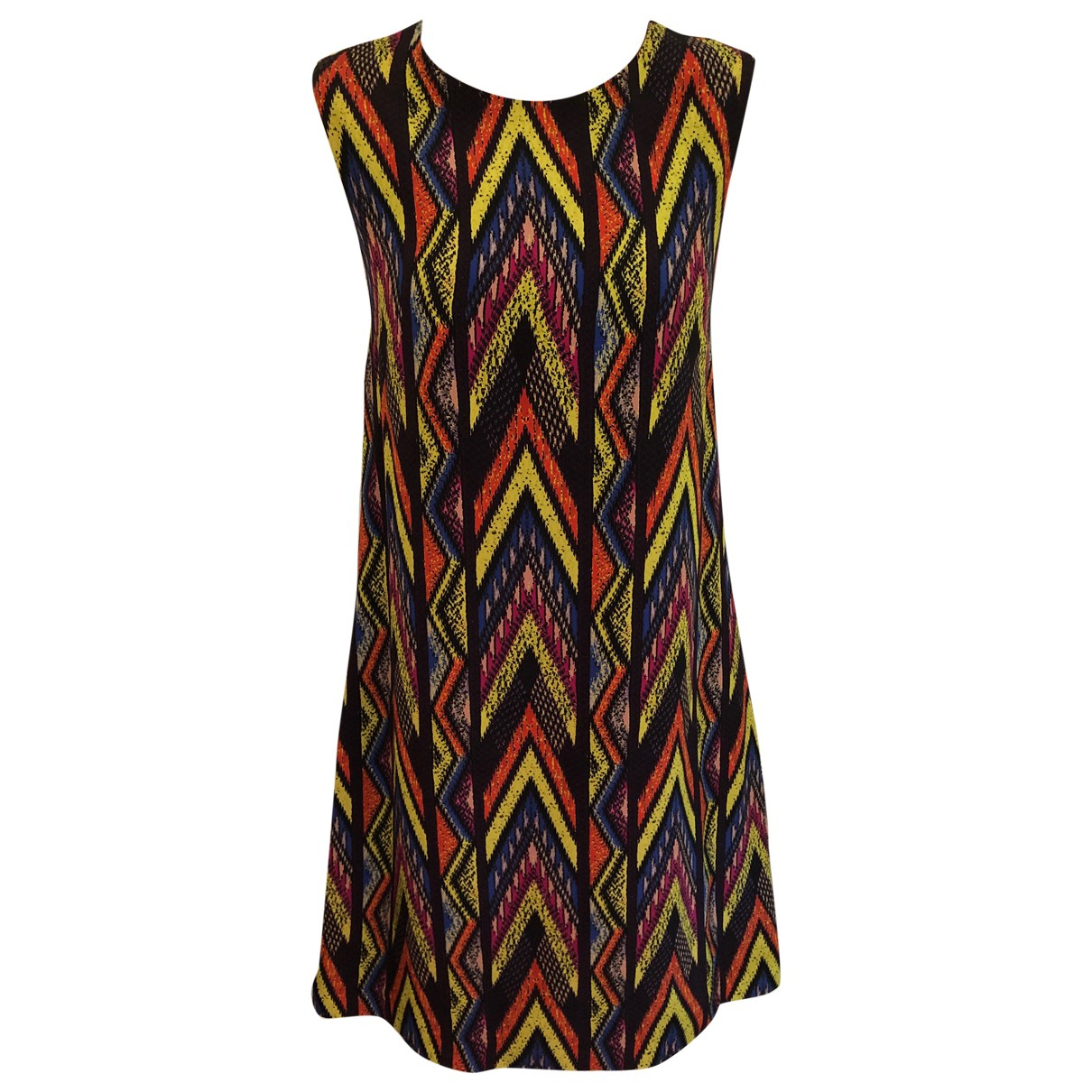 M Missoni \N Kleid in  Bunt Seide