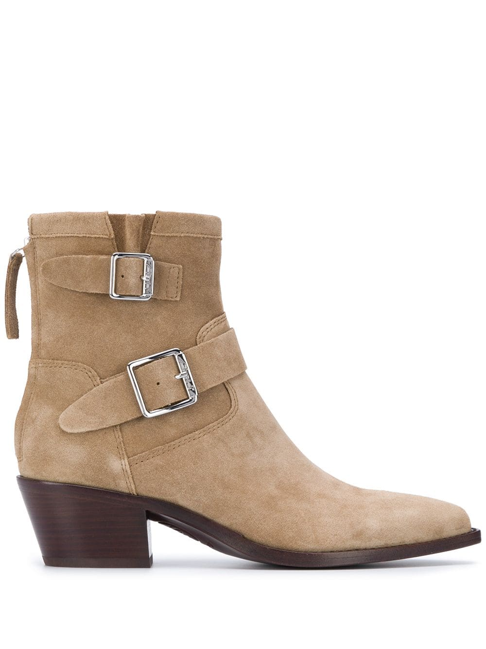 Doors Ankle Boots