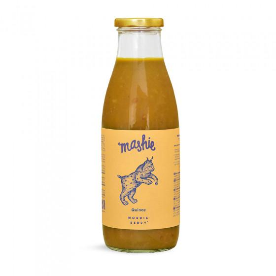 """Quittenpueree """"Mashie by Nordic Berry"""", 750 ml"""