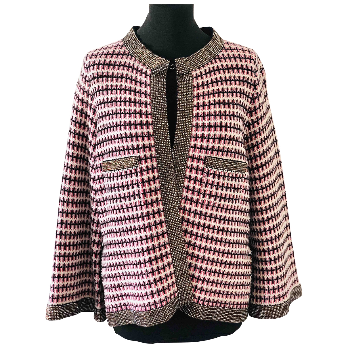 Chanel \N Multicolour Cashmere jacket for Women 38 FR