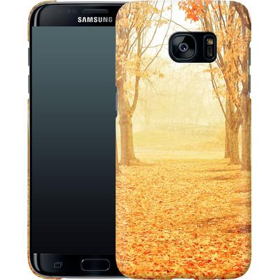 Samsung Galaxy S7 Edge Smartphone Huelle - Fog von Joy StClaire