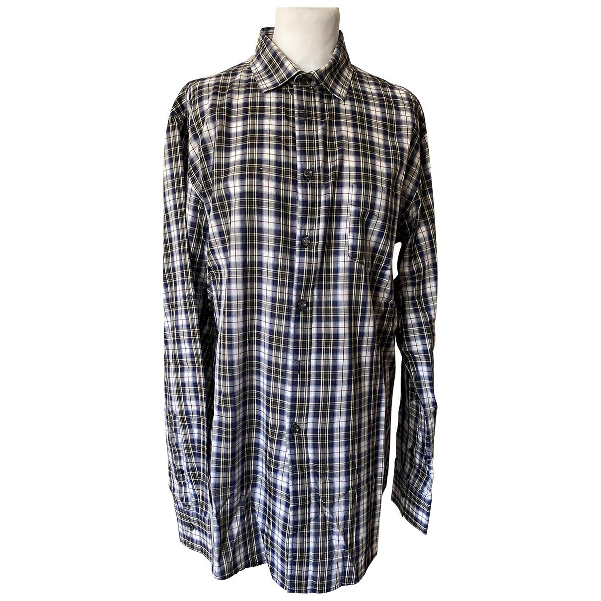 Benetton N Cotton Shirts for Men L International
