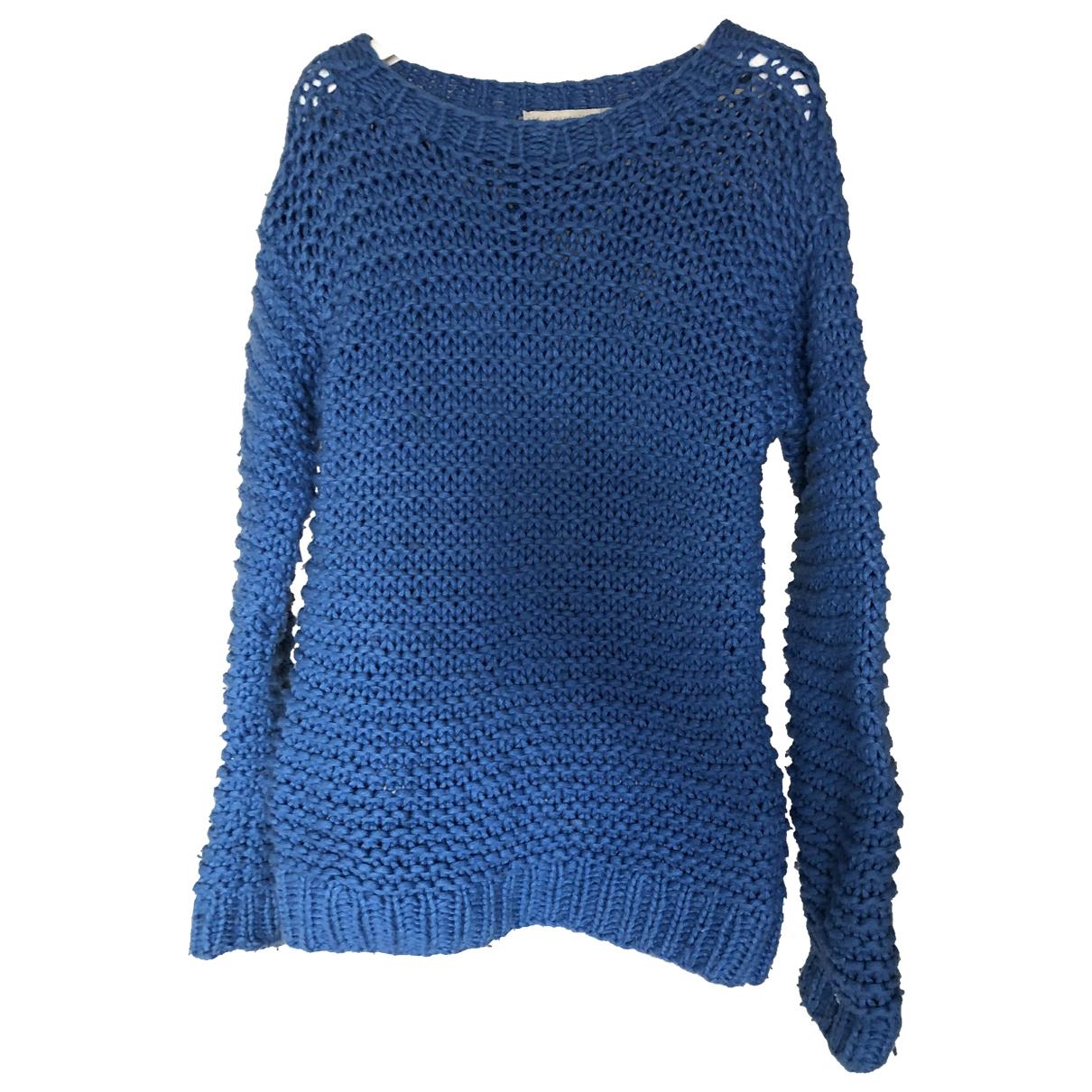 Stella Mccartney Kids \N Blue Cotton Knitwear for Kids 8 years - up to 128cm FR