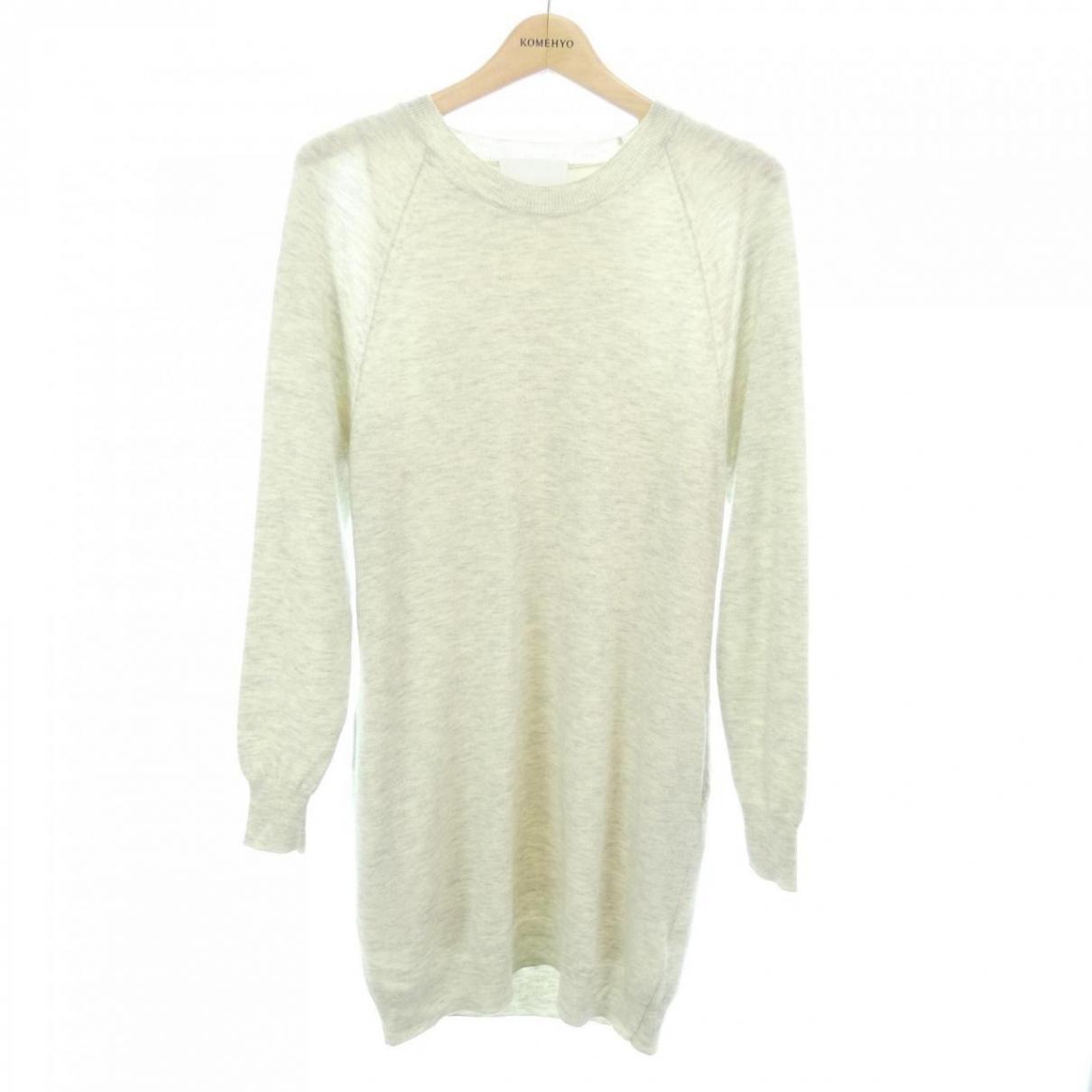 3.1 Phillip Lim \N Pullover in  Ecru Wolle