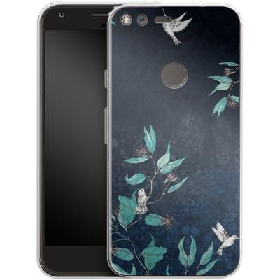 Google Pixel XL Silikon Handyhuelle - Tranquility von Stephanie Breeze