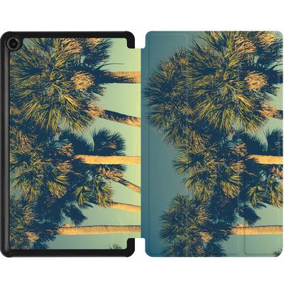 Amazon Fire 7 (2017) Tablet Smart Case - Sea Palms von Joy StClaire