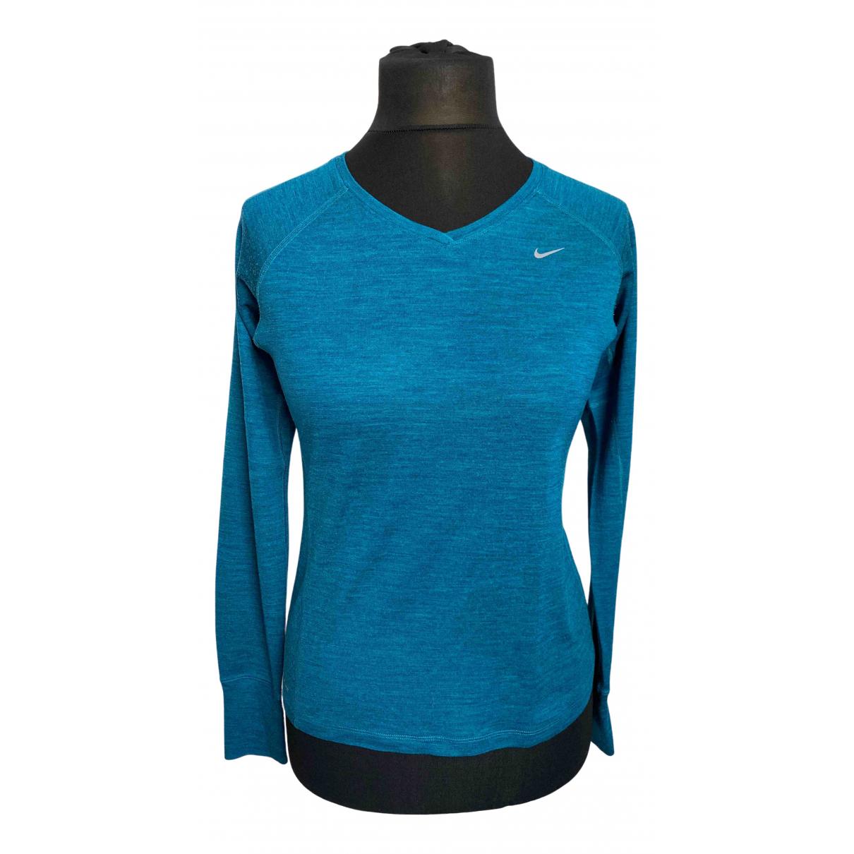 Nike - Top   pour femme - vert