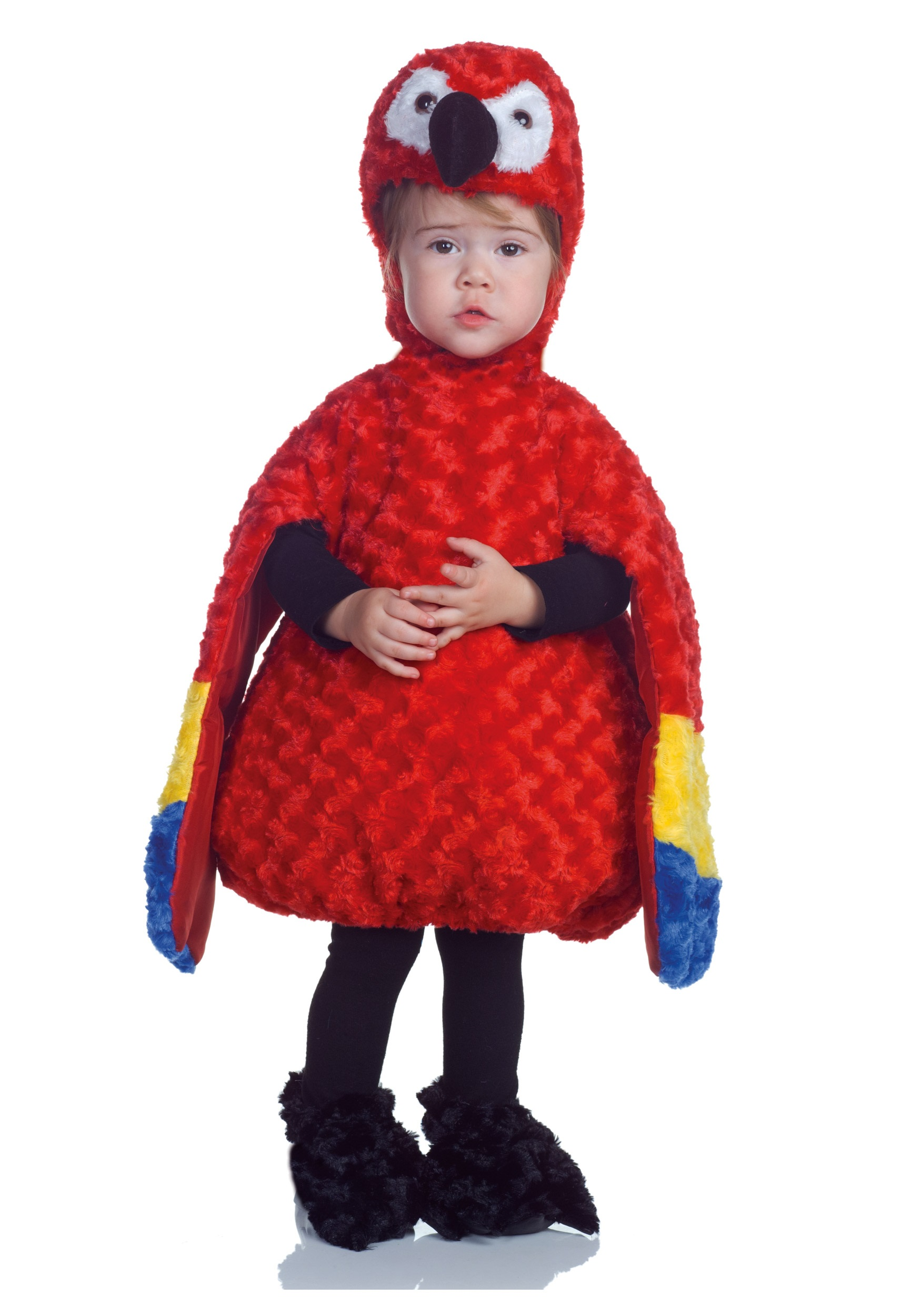 Toddler Parrot Costume