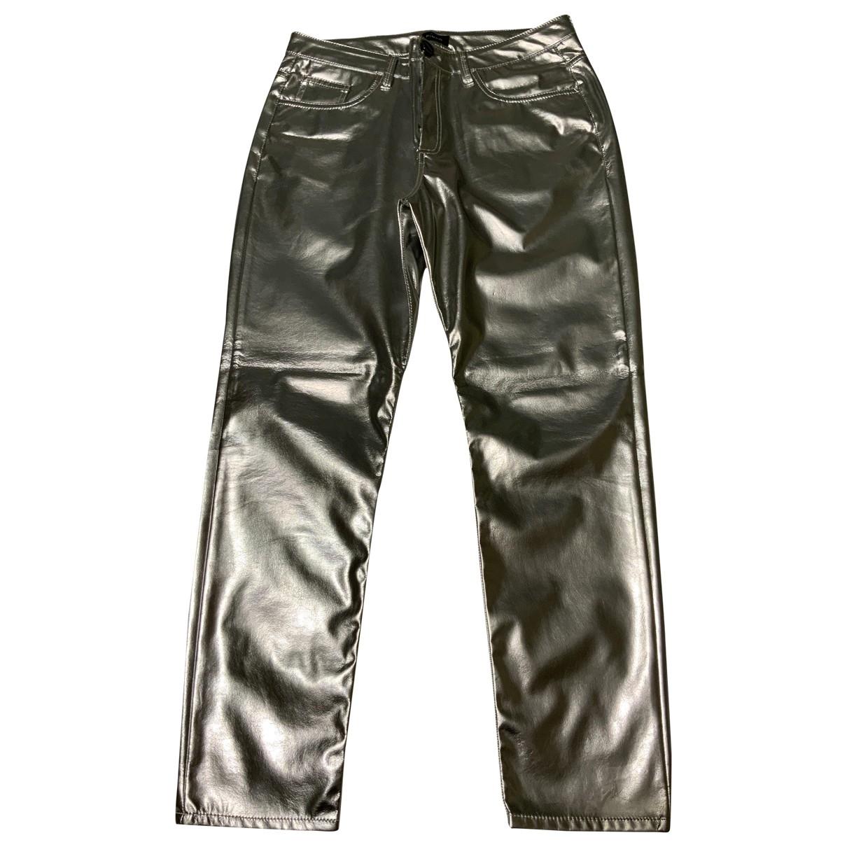Pantalon recto Pinko