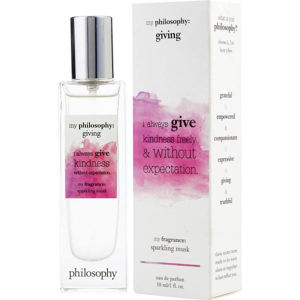 Philosophy - Philosophy Giving : Eau de Parfum Spray 1 Oz / 30 ml
