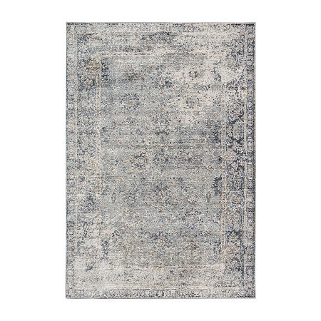 Fairmont 1 Rectangular Indoor Rugs, One Size , Gray