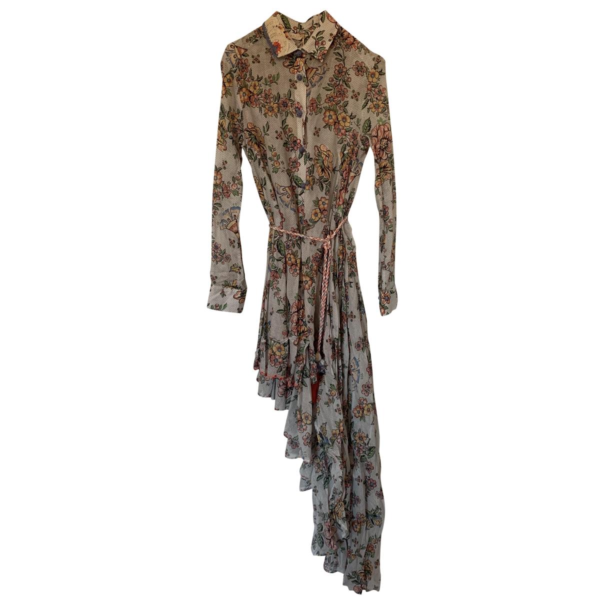Anjuna \N Multicolour Cotton dress for Women M International