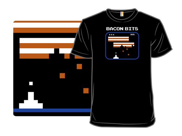 Bacon Bits T Shirt