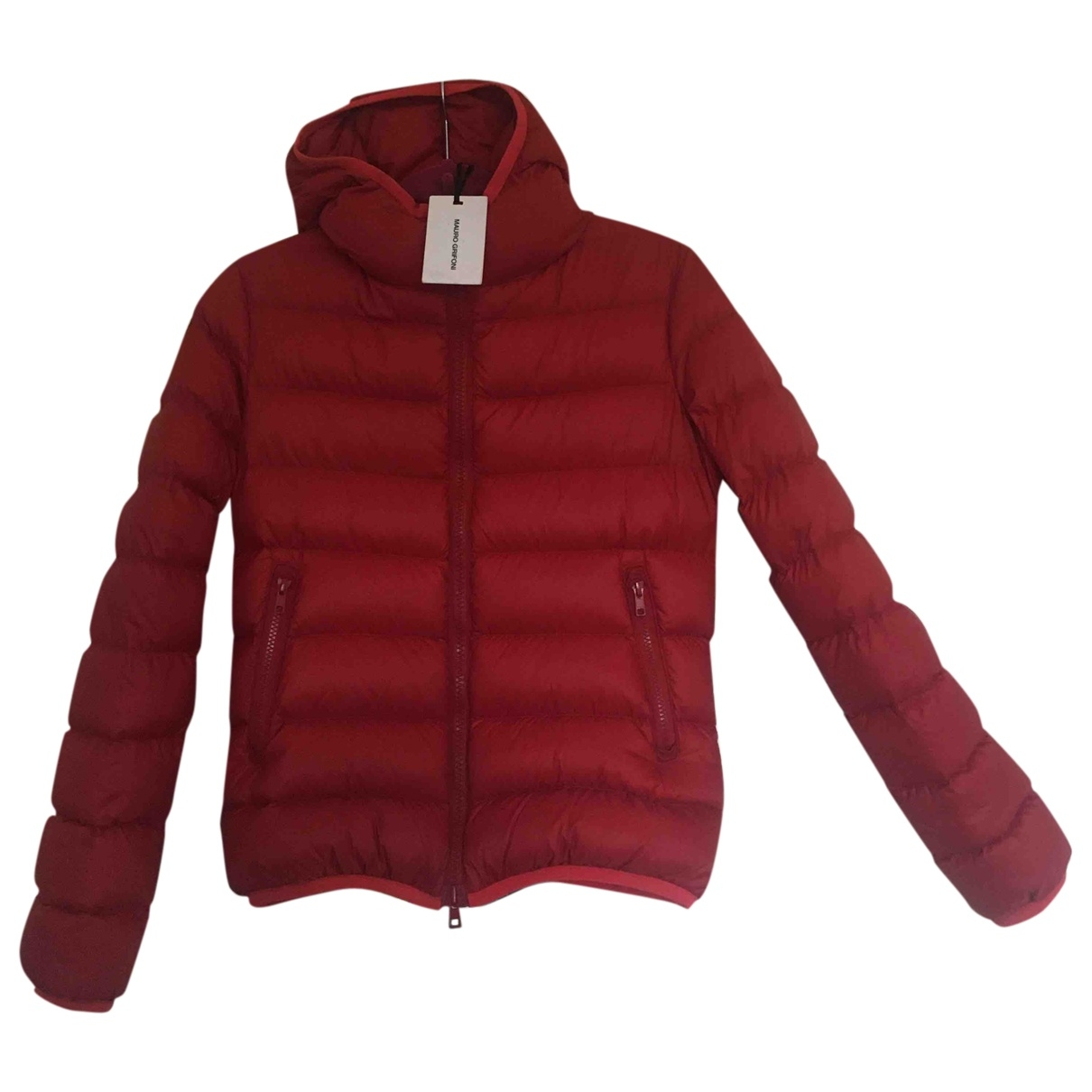 Mauro Grifoni \N Red jacket for Women 40 IT