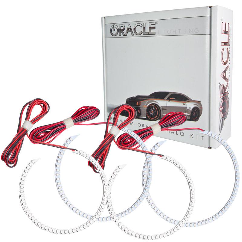 Oracle Lighting 2355-004 Chevrolet Avalanche 2002-2006 ORACLE LED Halo Kit