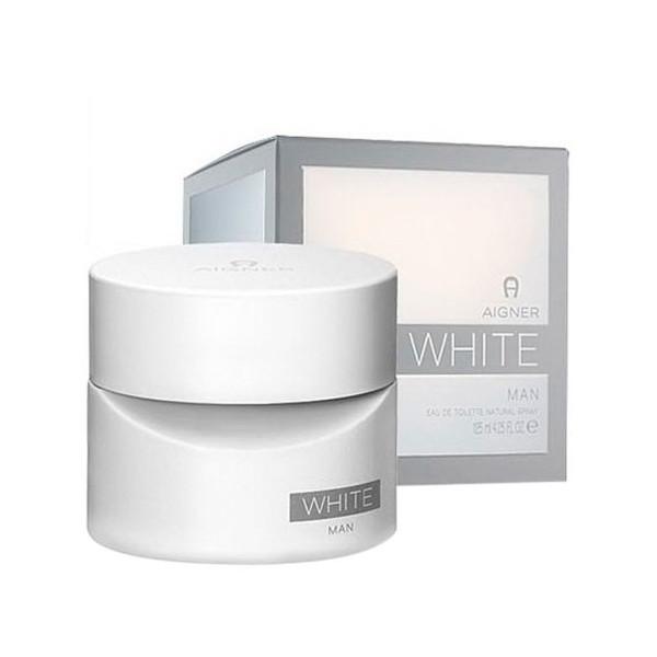 Aigner White Man - Etienne Aigner Eau de toilette en espray 125 ml