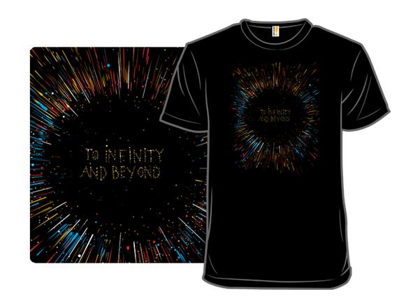 To Infinity... T Shirt