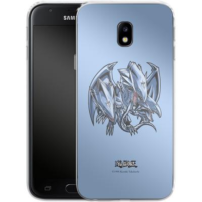 Samsung Galaxy J3 (2017) Silikon Handyhuelle - Blue-Eyes Ultimate Dragon SD von Yu-Gi-Oh!