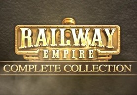 Railway Empire - Complete Collection Steam CD Key