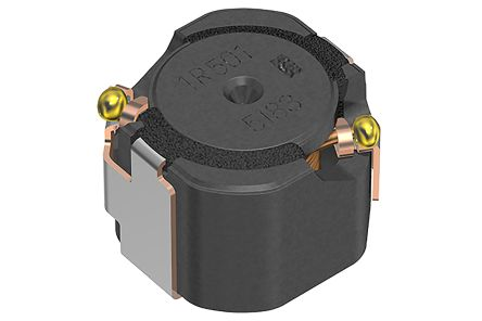 EPCOS TDK, CLF6045NI-D, SMD Shielded Wire-wound SMD Inductor with a Ferrite Core, 15 μH ±20% Shielded 2A Idc (1000)