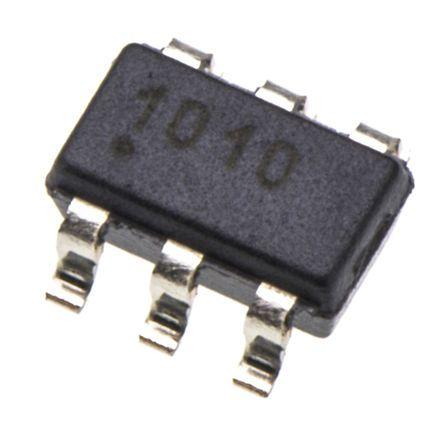 Intersil ISL43210AIHZ-T7A , Analogue Switch Single SPDT, 3.3 V, 5 V, 12 V, 6-Pin SOT-23 (5)
