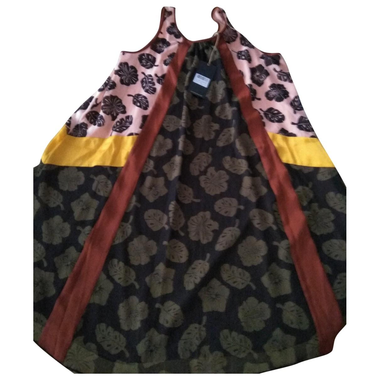 Scotch & Soda - Robe   pour femme - multicolore