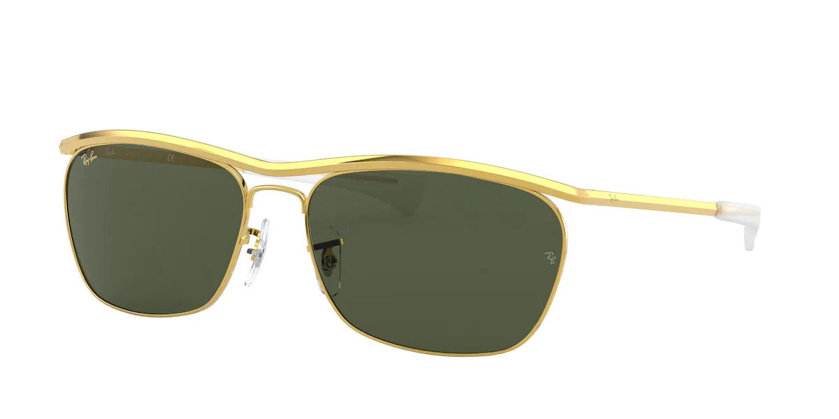 Ray-Ban RB3619 919631 Men's Sunglasses Gold Size 60
