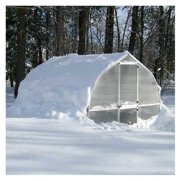 Riga IV Greenhouse Kit, 135 sq. ft.