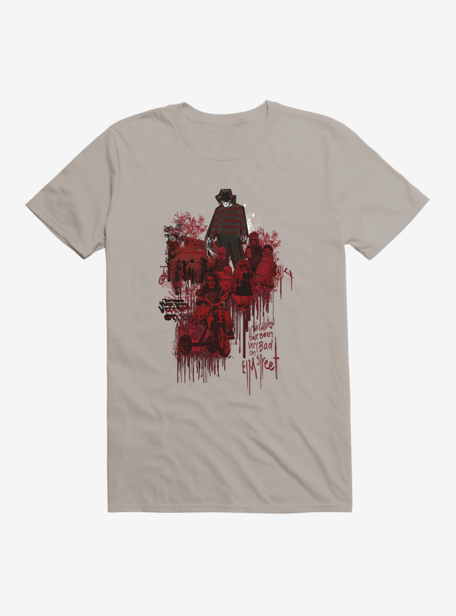 A Nightmare On Elm Street The Children T-Shirt