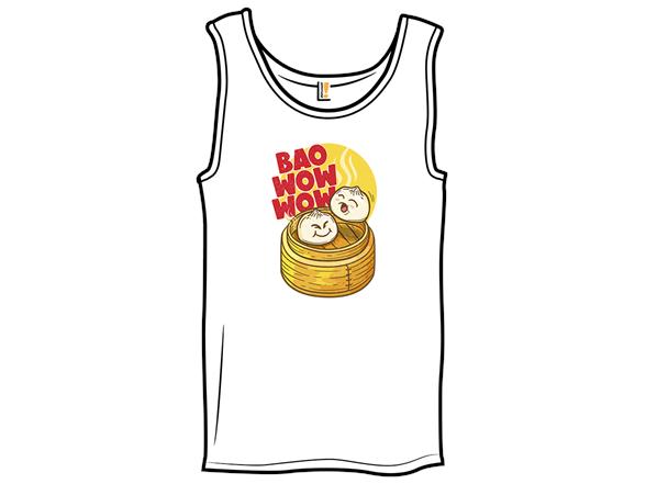 Bao Wow Wow T Shirt