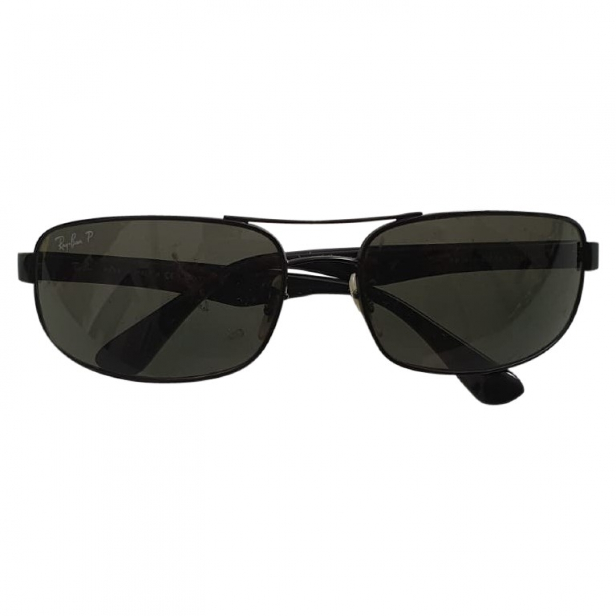 Ray-ban \N Anthracite Metal Sunglasses for Men \N