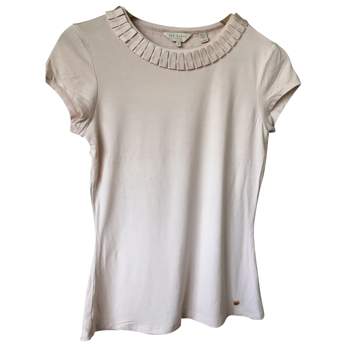 Ted Baker \N Pink  top for Women XS International