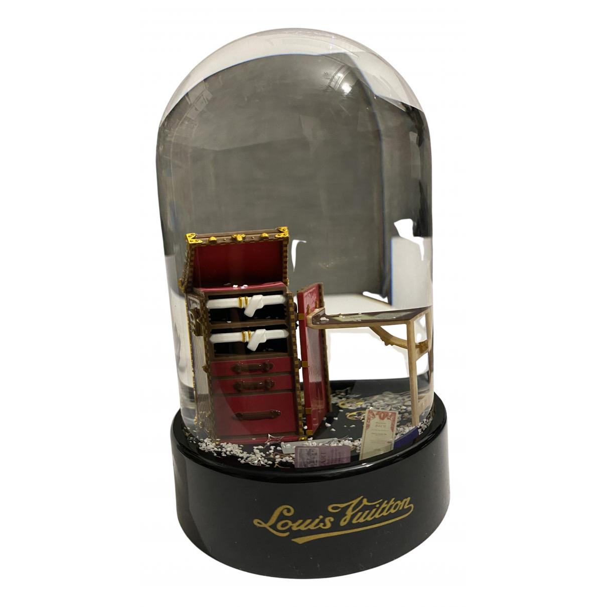 Louis Vuitton - Objets & Deco   pour lifestyle en verre - marron