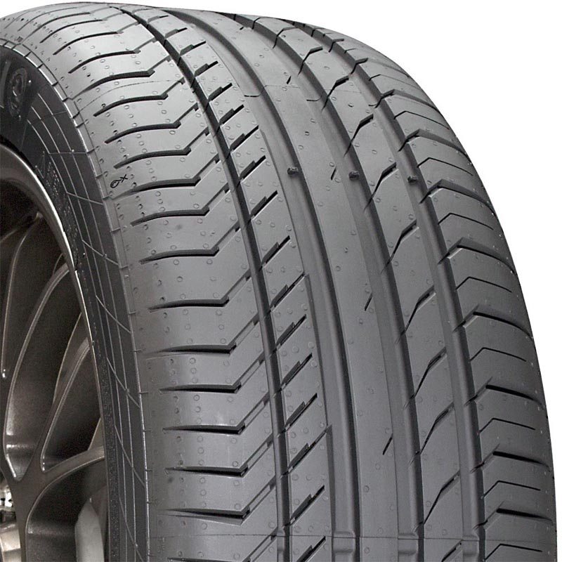 Continental 03563070000 Sport Contact 5 Tire 255/40 R21 102YxL BSW RR