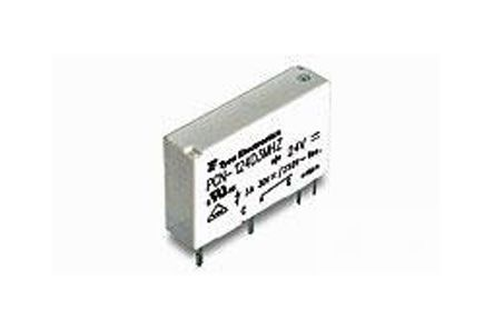 TE Connectivity , 5V dc Coil Non-Latching Relay SPNO, 5A Switching Current PCB Mount Single Pole (5)
