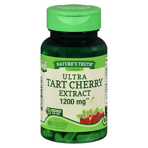 NatureS Truth Ultra Tart Cherry Quick Release Capsules 90 Caps by Natures Truth
