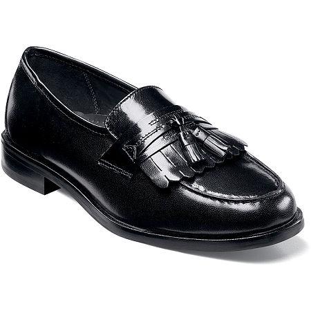 Nunn Bush Manning Mens Kiltie Tassel Dress Loafer Shoes, 9 Medium, No Color Family